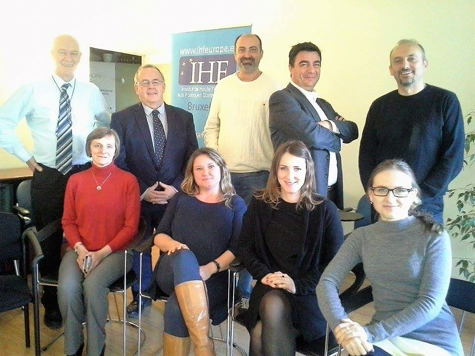 IRL hosts the closing meeting of the MICRO Project on Thursday 25th October
