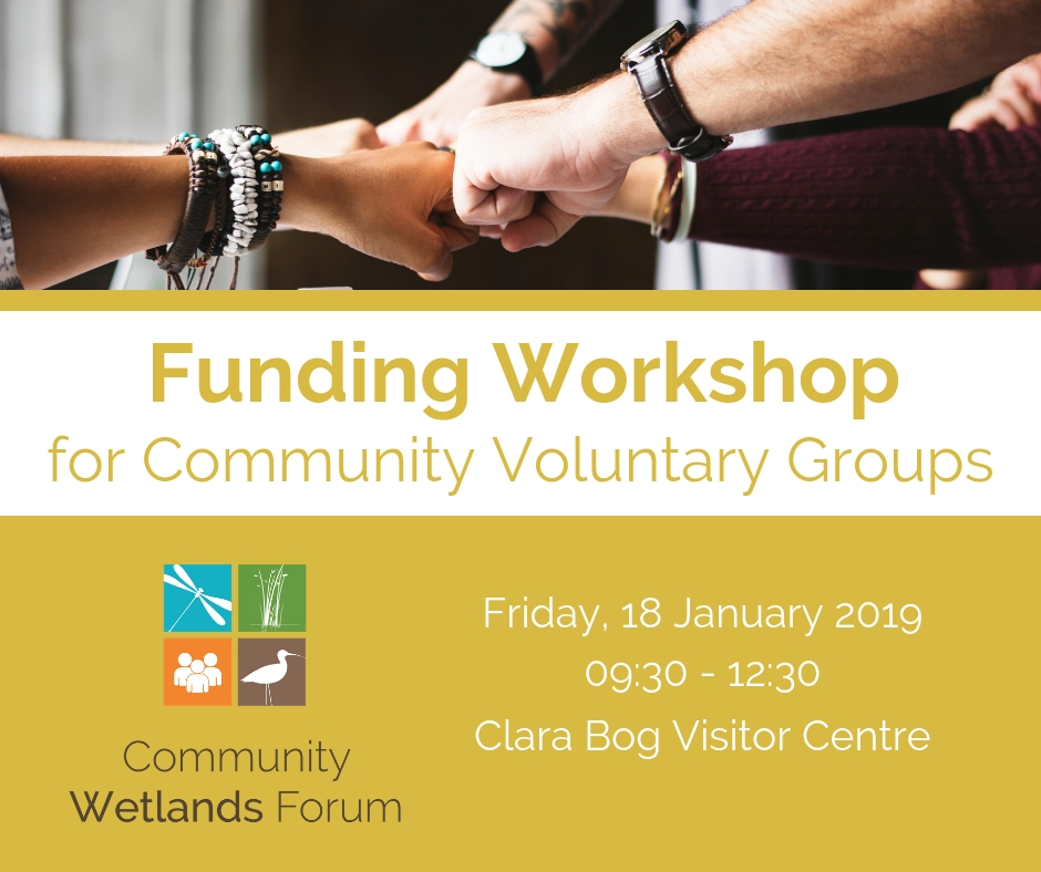 Funding Workshop for Community and Voluntary Groups