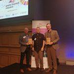 CWF win Spark Change Award